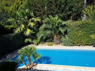 Spacious villa in Agde with Parking, Internet, Washing machine, Pool