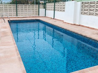 Spacious apartment in the center of Grau i Platja with Lift, Washing machine, Ai