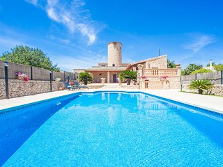 Spacious villa in Petra with Parking, Internet, Washing machine, Air conditionin