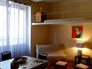 Cozy apartment in the center of Biarritz with Parking, Internet, Washing machine