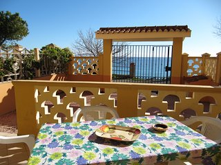 Spacious house in the center of Capo Rizzuto with Washing machine, Terrace