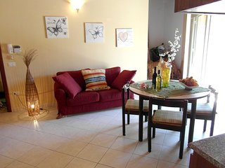 Cozy house in Castellammare del Golfo with Parking, Internet, Washing machine, A