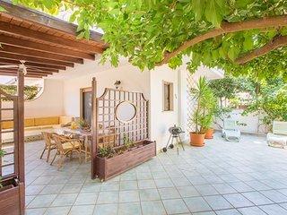 Cozy villa in Specchiolla with Internet, Washing machine, Air conditioning, Gard