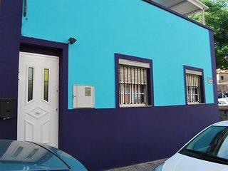 Spacious apartment in the center of San Cristóbal de La Laguna with Parking, Int