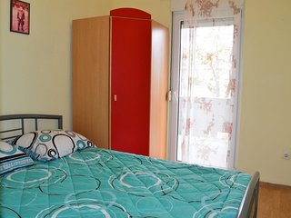 Spacious apartment in the center of Seline with Parking, Internet, Air condition