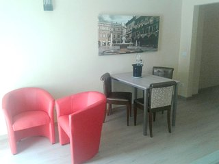 Spacious apartment in Verona with Parking, Internet, Washing machine, Air condit