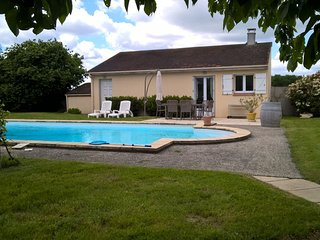 Cozy house in Lorrez-le-Bocage-Preaux with Parking, Internet, Washing machine, P
