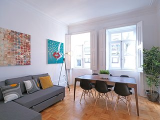 Spacious house in Porto with Internet, Terrace