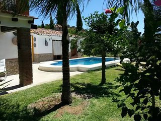 Spacious house in Alora with Parking, Internet, Washing machine, Pool
