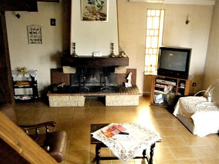Spacious house in the center of Corbère-les-Cabanes with Parking, Internet, Wash