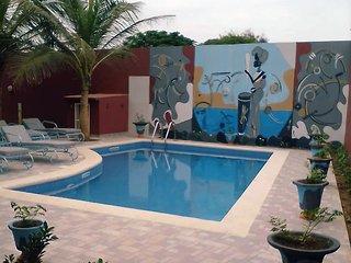 Villa Keur Mbeugue, havre de paix au coeur du village de Somone