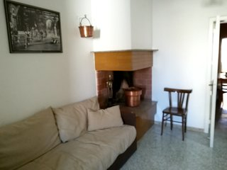 Spacious apartment in the center of Matino with Parking, Internet, Washing machi