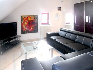 Spacious apartment in Aubel with Parking, Washing machine, Garden, Terrace