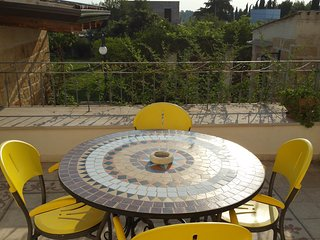 Spacious villa in Specchia with Parking, Air conditioning, Balcony, Garden