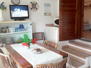 Cozy house in Simius with Parking, Washing machine, Air conditioning, Terrace