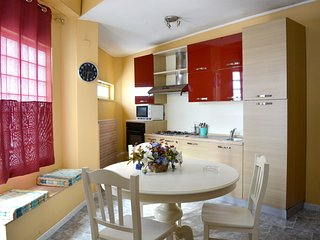 Spacious apartment very close to the centre of Reggio Calabria with Parking, Was