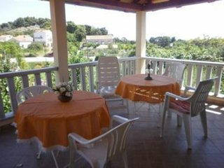 Spacious apartment in the center of Zaton with Parking, Internet, Air conditioni