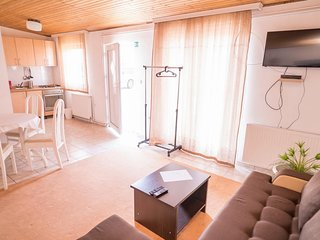 Cozy apartment in the center of Strmec Bukevski with Parking, Washing machine, A