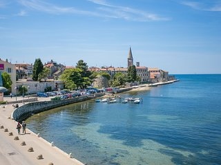 Cozy apartment in the center of Poreč with Internet, Air conditioning