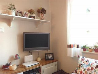 Spacious apartment in the center of Betina with Parking, Internet, Washing machi