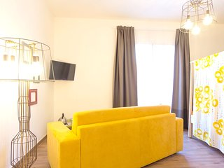 Cozy apartment in the center of Marsala with Parking, Internet, Air conditioning