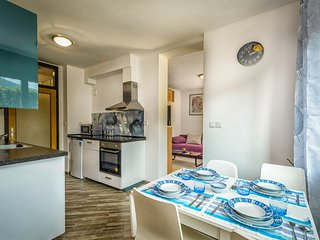 Cozy apartment in the center of Kobarid with Parking, Internet, Terrace