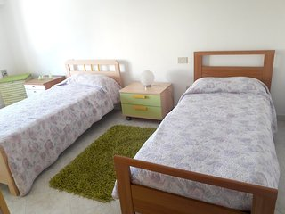 Cozy house close to the center of Rilievo with Parking, Washing machine, Air con
