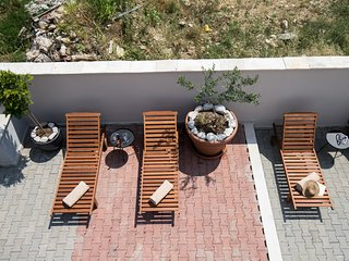 Cozy apartment in the center of Mokošica with Parking, Internet, Air conditionin