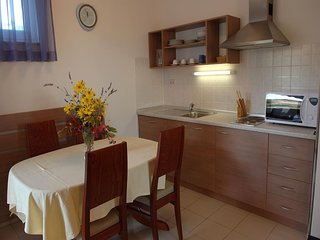 Cozy apartment in the center of Postira with Parking, Internet, Air conditioning
