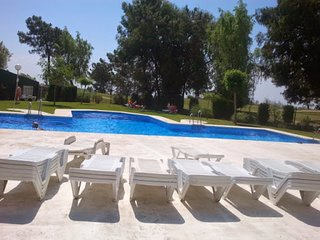 Cozy apartment in Isla Cristina with Internet, Washing machine, Pool, Terrace