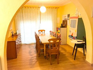 Spacious house in Cartagena with Parking, Internet, Washing machine, Garden