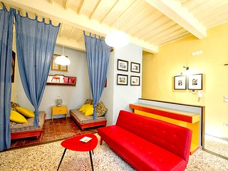 Spacious apartment in the center of Foiano della Chiana with Parking, Internet