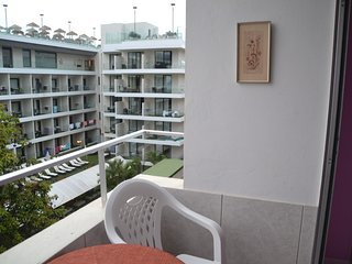 Cozy apartment a short walk away (96 m) from the 'Playa Martiánez' in Puerto de