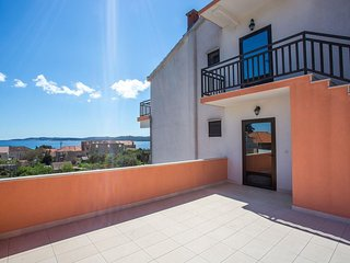 Cozy apartment in the center of Orebic with Parking, Internet, Air conditioning,