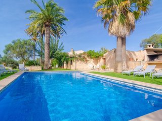 Cozy apartment in Manacor with Parking, Internet, Washing machine, Air condition