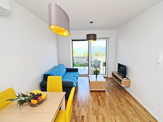 Cozy apartment in the center of Drace with Parking, Internet, Air conditioning,