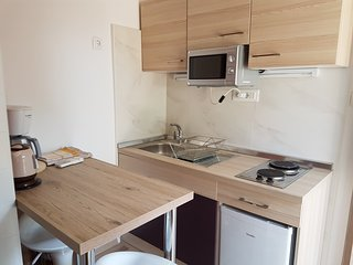 Cozy apartment in the center of Rovinj with Parking, Internet, Air conditioning,