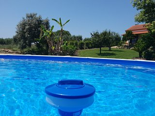 Spacious villa in Soure with Parking, Washing machine, Pool, Balcony