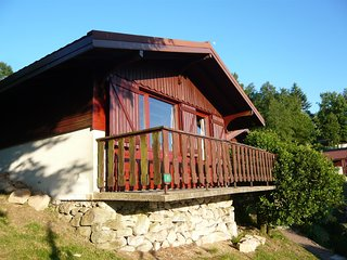 Cozy house close to the center of Le Tholy with Parking, Air conditioning, Pool,