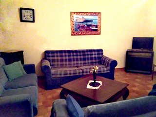 Spacious apartment in the center of Sabaudia with Parking, Internet, Washing mac