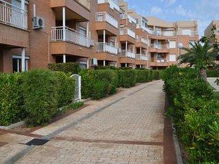 Spacious apartment in Denia with Parking, Internet, Washing machine, Pool