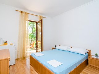 Cozy room in Mlini with Parking, Internet, Air conditioning, Balcony