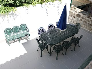 Cozy house in the center of Lamego with Parking, Internet, Washing machine, Terr