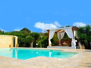 Cozy villa in San Vito dei Normanni with Parking, Internet, Washing machine, Air