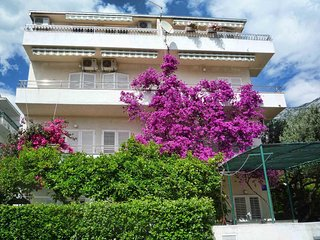 Spacious apartment close to the center of Makarska with Parking, Internet, Washi