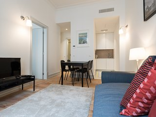 Cozy apartment in the center of Lisbon with Lift, Internet, Washing machine, Air