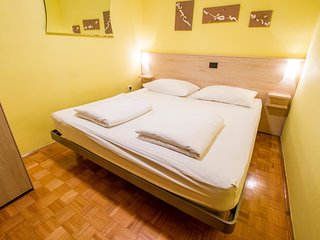 Cozy apartment in Piran with Internet, Air conditioning, Terrace