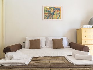 Cozy apartment in Giardini Naxos with Lift, Air conditioning, Pool