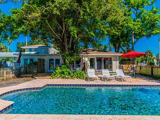 50% OFF NEW listing INTER COASTAL WATERFRONT w HEATED POOL