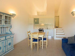 Cozy apartment in Arzachena with Lift, Washing machine, Air conditioning, Pool